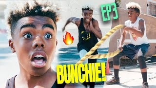 """""""I'm 13 Doing NFL WORKOUTS!"""" Bunchie Young vs CRAZY COACH At Special Gym! Runs World's STEEPEST Hill"""