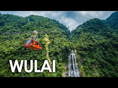 🌲🚡🌻WULAI -- Waterfall, Cable Car, Mini Train and more (烏來)