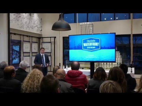 Seminar - Daniels Waterfront Office Condos