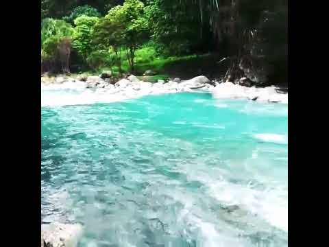 Jernihny Sungai Dua Rasa Desa Negeri Suah Sibolangit Sumatera Utara