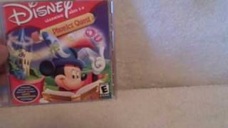 Disney Phonics Quest Ages 5 - 8