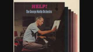 George Martin Orchestra - Another Girl (1965)