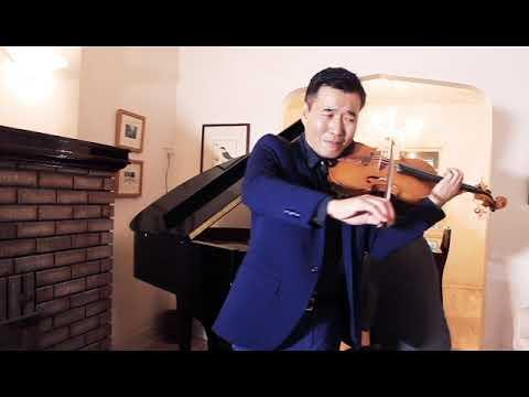 Frank Kim & Ruby Min - Aram Khachaturian - Adagio From Spartacus For Violin & Piano