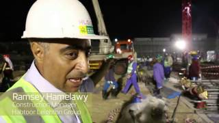 Al Habtoor City - First Concrete