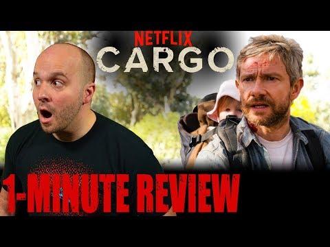 CARGO (2018) - Netflix Original Movie - One Minute Movie Review
