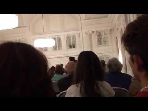 Meryem Akdenizli plays J. Haydn