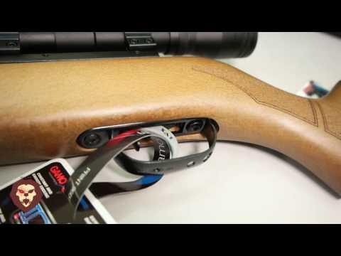 Пневматическая винтовка GAMO Hunter 440 Combo (прицел 4х32) (Видео-обзор)