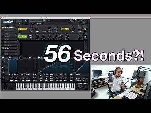 Make Bass House/Dubstep Bass in 56 Seconds