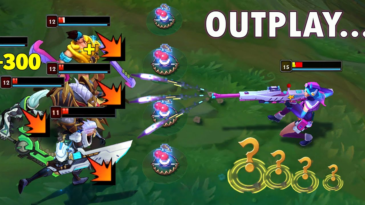 """20 Minutes of """"INSANE PRO OUTPLAYS """" League of Legends Best Moments thumbnail"""