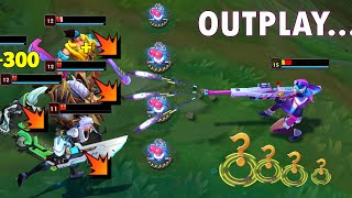 "20 Minutes of ""INSANE PRO OUTPLAYS "" League of Legends Best Moments"