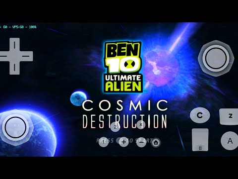 How To Download Ben 10 Ultimate Alien Cosmic Destruction Wii Game On Android