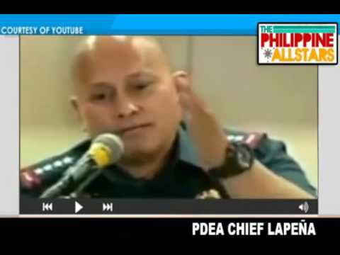 PDEA Chief Lapeña Speaks Up on Chinese Bigtime Druglord Peter Lim
