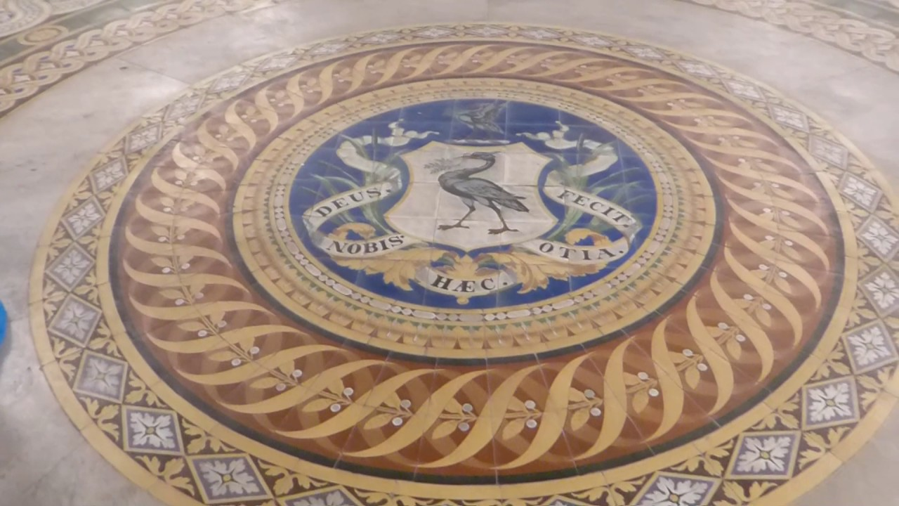 St Georges Hall Liverpool Minton Tile Floor