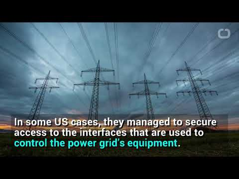 Hackers Access US Power Grid - DragonFly 2.0