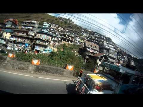 Roadtrip on Luzon island Philippines
