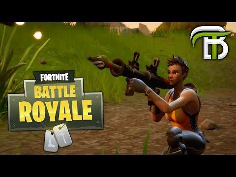 SPOT THE BUSH (Fortnite Battle Royale)