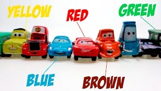 Learn Colors English For Children Kids With Disney Cars McQueen Mater Дисней Машинки Маквин(Learn Colors English For Kids Children With Disney Cars Disney McQueen Maters Дисней Машинки Маквин https://youtu.be/U8kTGQf1WfA Learn Colors For ..., 2016-01-13T11:51:06.000Z)