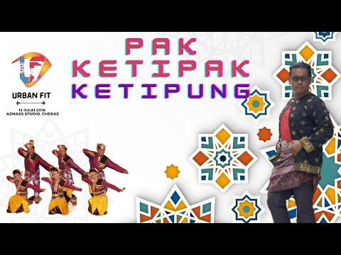 Pak Ketipak Ketipung (slow / remix) - Urban Fit (Rewang)