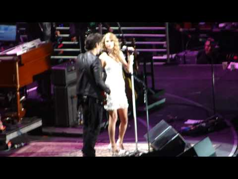Half Of My Heart - John Mayer Ft. Taylor Swift @ Jingle Ball NYC 12/11/09