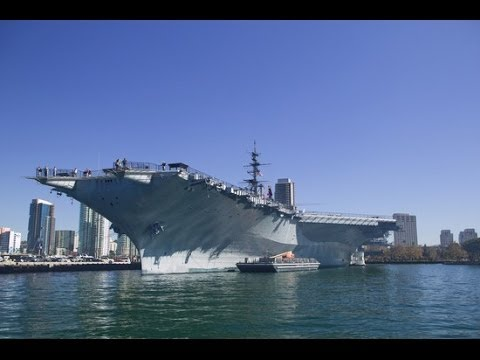 Cox San Diego Connection #10 - USS Midway Museum