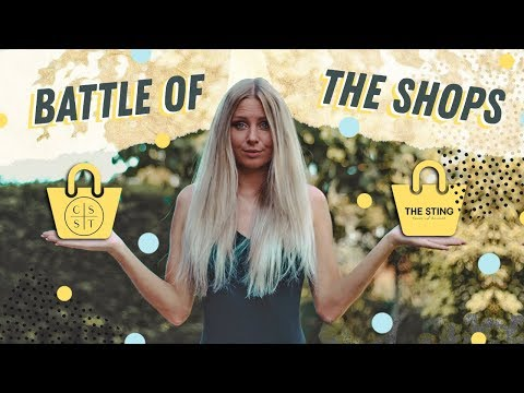 WAAR KAN JE DE LEUKSTE PARTY OUTFIT KOPEN? | Battle Of The Shops || Lisanne de Vries