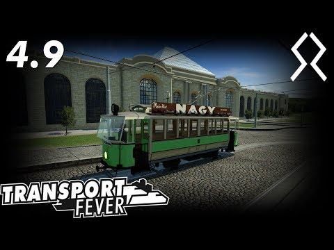 """""""Deutsche Formsignale und ÖPNV in Harsum"""" Transport Fever 4.9"""