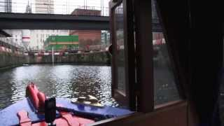 A tour of the Liverpool docks