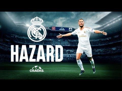 OFICIAL: ¡EDEN HAZARD es del REAL MADRID!