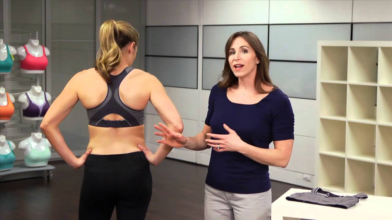 Rebound Racer Sports Bra by Moving Comfort