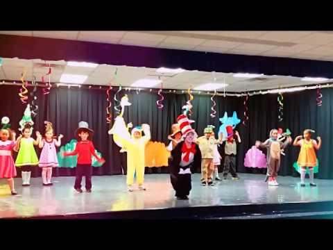 Waterbridge Elementary school Recital Jexiel