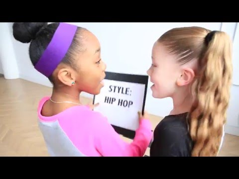 Thumbnail: Amazing Dance by 7 Year Old and 8 Year Old Dancers! | #BESTFRIENDGOALS