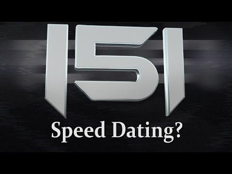 speed dating geek