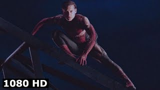 Самый грустный момент из концовки фильма Человек-паук 2 (2004)