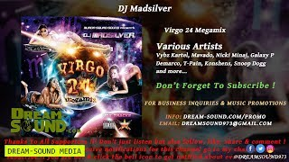 DJ Madsilver - Virgo 24 Megamix (Dancehall, R&B, Hip-Hop Mixtape Part 1)