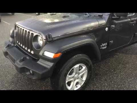 Hi Carl... Here's your Jeep Wrangler at Greenway DCJR in Orlando FL from Anthony