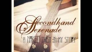 Like a Knife ( A Naked Twist in My story ) Secondhand Serenade Karaoke