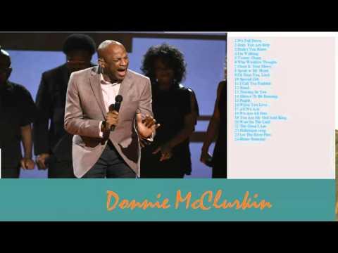 The best songs Donnie McClurkin - Donnie McClurkin mp3