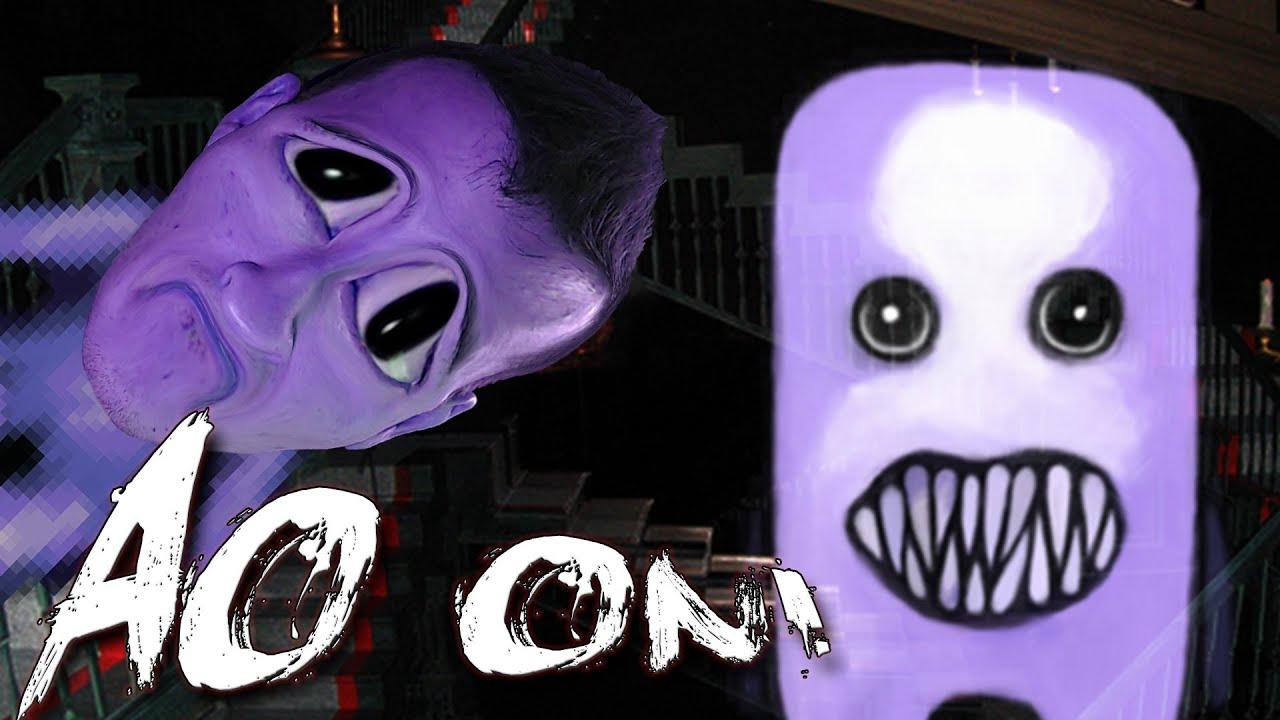 Ao Oni Part 6 Most Horrifying Monster Yet Youtube