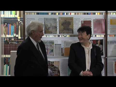 Opening of the Flowers Room - Auchmuty Library - U...