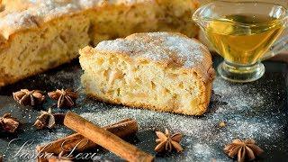 Шарлотка с Яблоками! Самый Вкусный и Беспроигрышный Яблочный Пирог. Рецепт!