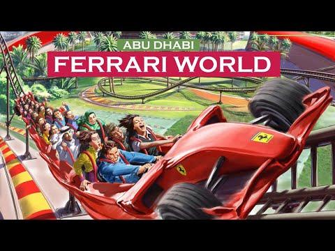 Dubai – Ferrari World Abu Dhabi Video