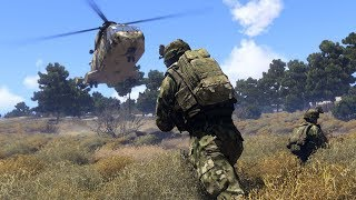 Russian Elite Soldiers in Heavy Combat ! Realistic Shooter Game Arma 3