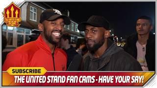 RANTS! Luke SHAW MOTM? Crystal Palace 1-3 Manchester United fancam