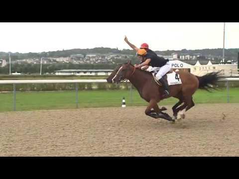 Longines Race - Courses avec les joueurs de polo de la Barrière Deauville Polo Cup