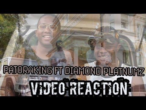 Patoranking -  Love you Die  ft  Diamond Platnumz (Reaction video in swahili)