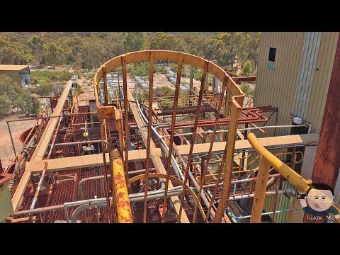 Abandoned Australian Outback Goldmine