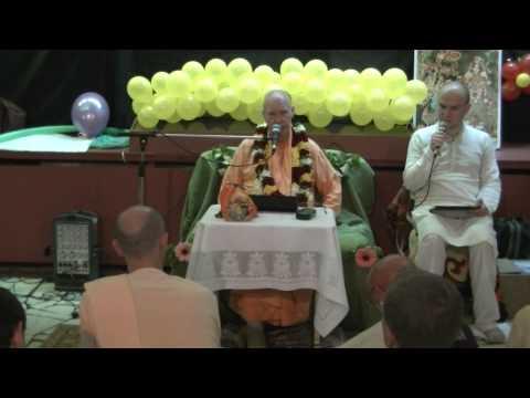 Бхагавад Гита 7.17 - Бхакти Чайтанья Свами