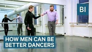 Ballet Dancer David Hallberg Teaches Us How To Dance