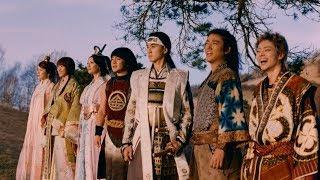 新年の三太郎・高杉くんシリーズはGReeeeNとのコラボ! au「一緒にいこう」篇TVCM