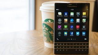 Обзор BlackBerry Passport: широкий кругозор (review)